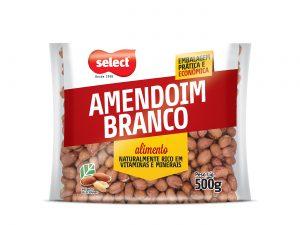 Amendoim Branco 500g
