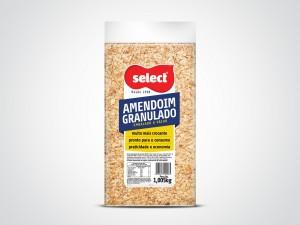 Amendoim Granulado 1,005kg a vacuo