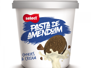 Pasta de Amendoim Cookies 454g