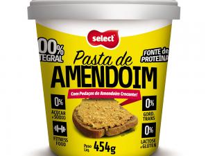 Pasta de Amendoim Crocante 454g