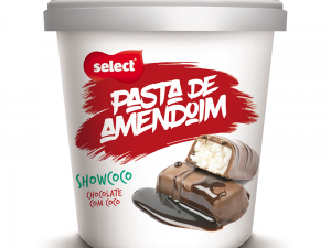 Pasta de Amendoim Showcoco 454g